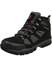 Karrimor Bodmin IV Weathertite, Men's Trekking and Hiking Shoes, Black (Black Sea), 6 UK