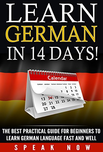 learn German in 14 days!the best practical guide for