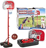 Childrens, Kids, junior free standing portable basketball set