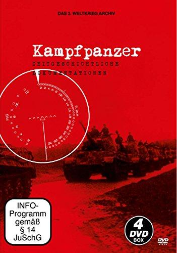 Kampfpanzer [4 DVDs]