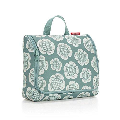 reisenthel ToiletBag XL, Toiletry Bag, Beauty Case, Cosmetic Bag,  Organizer, Bloomy, 4 L, Premium-quality Polyester, WO5037
