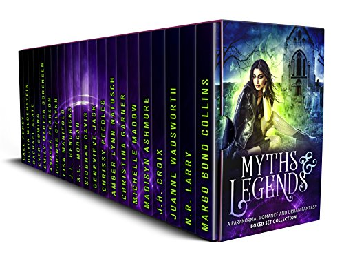 myths-legends-a-paranormal-romance-and-urban-fantasy-boxed-set-collection-english-edition