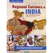 Cookbook Regional Cuisines of India