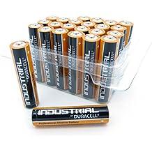 24 Duracell Industrial Mikro AAA Batterien Alkaline MN2400 Sonderpack