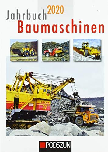 Jahrbuch Baumaschinen 2020