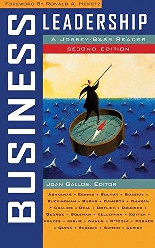 Business Leadership: A Jossey-Bass Reader (J-B US non-Franchise gebraucht kaufen  Wird an jeden Ort in Deutschland