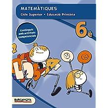 Matemàtiques 6è CS (ed. 2015) (Materials Educatius - Cicle Superior - Matemàtiques) - 9788448935375