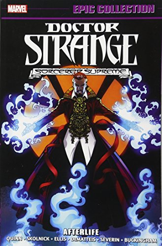 Doctor Strange Epic Collection: Afterlife (Epic Collection: Doctor Strange) - Ellis Collection