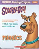 Scooby-Doo Phonics Reading Program Box Set - Pack 1
