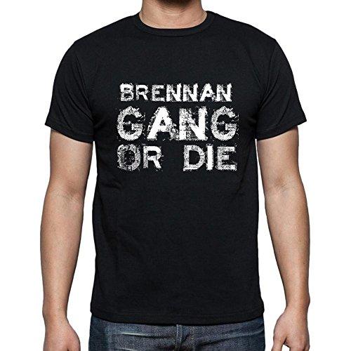 brennan-family-gang-tshirt-maglietta-uomo-maglietta-con-parole-maglietta-regalo