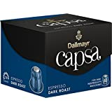 Dallmayr Capsa Espresso Dark Roast, 5er Pack (5 x 56 g)