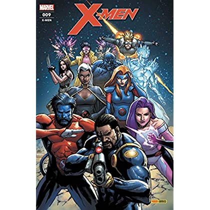 X-Men (fresh start) Nº9