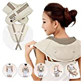 HOME SHOPPY Multifunctional Body Massager Cervical Massage Shawl for Deep Tissue Relief