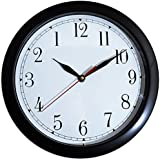 Backwards / Reverse Wall Clock - with the correct time.