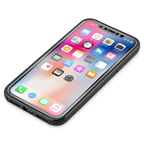 adamark custodia per iphone x/10 2017