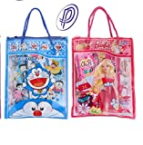 #4: Parteet Mix Stationery Gift Set for Kids (Combo Pack of 2Pc)