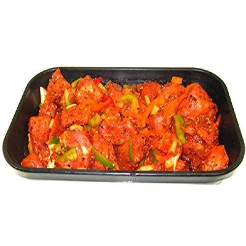 Zigeunergulasch, Schweinegulasch gewürzt mit Paprika, 1.000 g