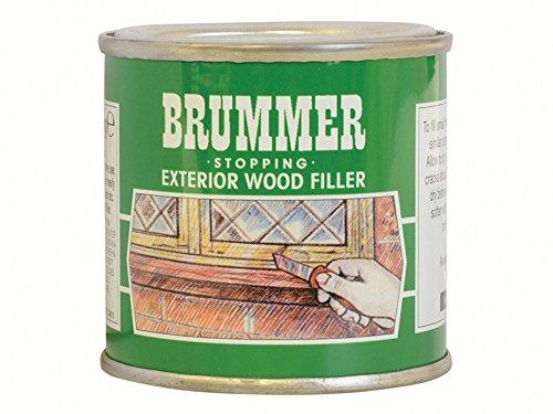 Brummer Green Label Holzkitt für außen, Eiche Hell