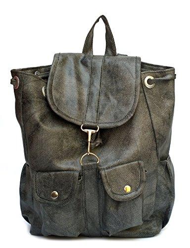 Alice stylish Designer P.U Backpack handbag  available at amazon for Rs.449