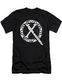 Xena: Warrior Princess - Herren Sigil Slim Fit T-Shirt