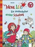 Hexe Lilli. Ein zauberhafter erster Schultag: Der Bücherbär: Hexe Lilli