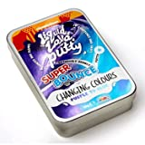 Super Bounce Nickelodeon Liquid Lava Putty Changing Colour - Purple To Blue