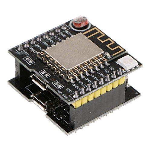 Homyl Entwicklungsboard Development Board für ESP-12 Modul, Intelligentes Hardware-Entwicklung Kit