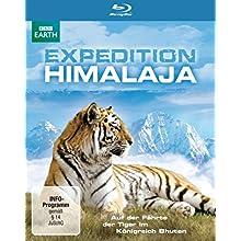 Coverbild: Expedition Himalaja - Auf der Fährte der Tiger im Königreich Bhutan