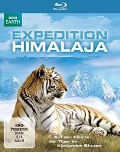 Expedition Himalaja - Auf der Fährte der Tiger im Königreich Bhutan [Blu-ray]