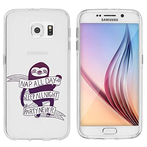 Samsung Galaxy S6 Hülle von licaso® aus TPU schützt Dein S6 5,1