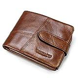 Descrizione:1.100% nuovo e di alta qualità2. Questo portafogli ha completo della carta di credito Slot Bill scomparti, tasca con zip, rete ID Windows, si tratta di un bi-fold portafoglio per uomo con portamonete rimovibile(3) adatto: bigliett...