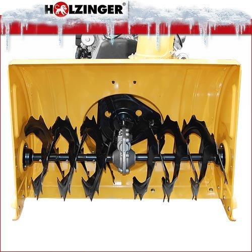 Holzinger Benzin-Schneefräse HSF-110(LE) mit E-Start, Licht und Radantrieb - 4