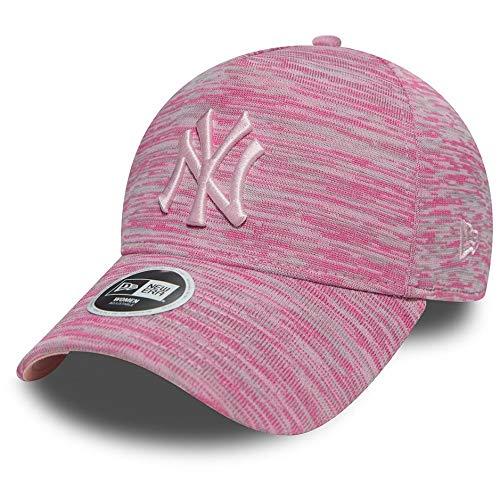 180d7af04fd New Era Eng Fit AF 9Forty Damen Adjustable Cap NY Yankees Rosa