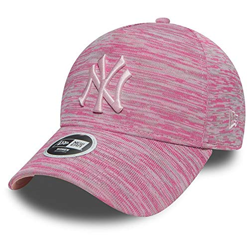 4c664b878cf New Era Eng Fit AF 9Forty Damen Adjustable Cap NY Yankees Rosa
