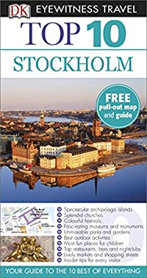 Top 10 Stockholm (DK Eyewitness Travel Guide)