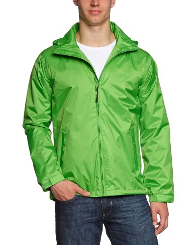 Northland Professional, Giacca a vento Uomo Robby Verde (apple green)