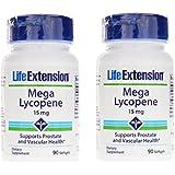2-pack Mega Lycopene, 15 mg 90 softgels by Apran