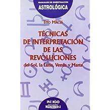 Tecnica De Interpretacion De Las Revoluciones