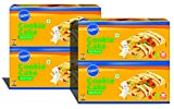 #5: Pillsbury Cookie Cake, Tutti-Frutti, 4 x 6 Pack, 552g