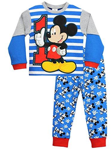 Mickey Mouse Disney Jungen Schlafanzug 86cm