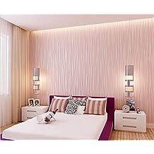 toprate papel pintado para pareddiseo de rayascolor rosa