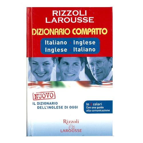 Dizionario Larousse compatto italiano-inglese, inglese-italiano