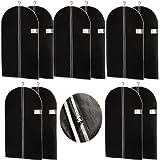 LS Reise Kleidersack 10 Stück 150 x 60 Kleiderschutzhülle Vlies
