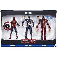 Marvel Legends Action Figures, Pack of 3