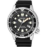 Citizen–Reloj de pulsera para hombre XL Promaster Marine analógico de cuarzo plástico bn0150–10E