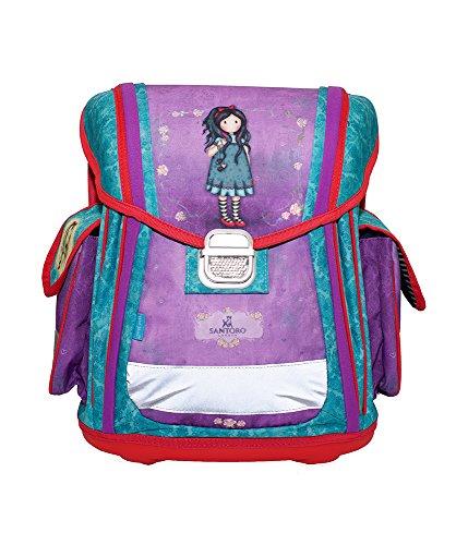 SANTORO Gorjuss mochila mochila escolar ERGO, 38 cm, color rosa