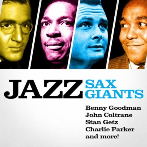 Jazz Sax Giants