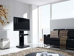 puremounts tv standfu 360 schwenkbar elektronik. Black Bedroom Furniture Sets. Home Design Ideas