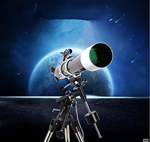 LIHONG TELESCOPIO ASTRONOMICO HD DE ALTO INDICE DE REFRACCION DE LA VISION NOCTURNA   ALTA TASA TELESCOPIO NUEVO CLASICO DE LA MODA