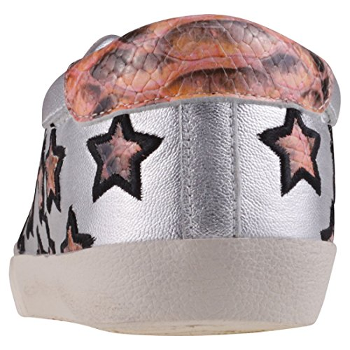 Ash Scarpe Majestic Sneaker Argento Donna Nude